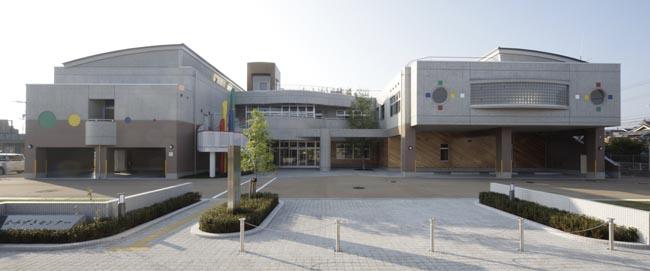 松山市南部児童センター・保健センター