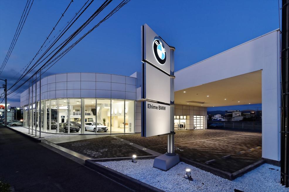 愛媛BMW